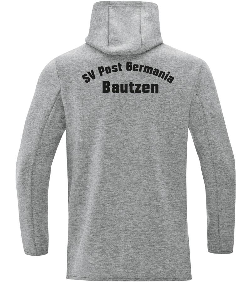 Hoody hellgrau Jako Premium Post Germania Bautzen