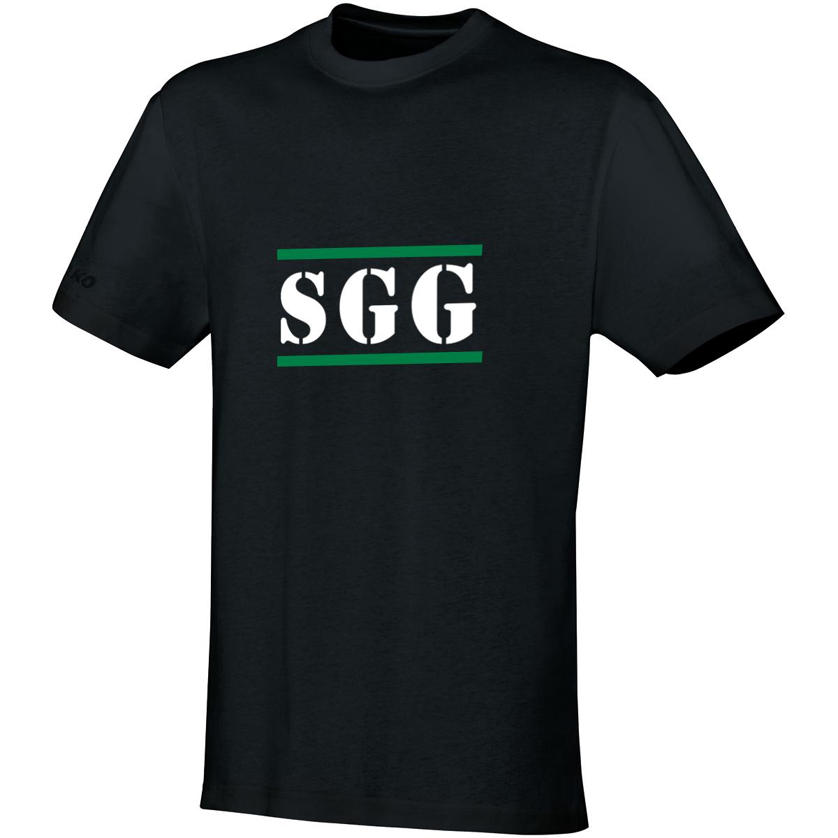 Fan-Shirt Herren SGG vorn SG Großnaundorf