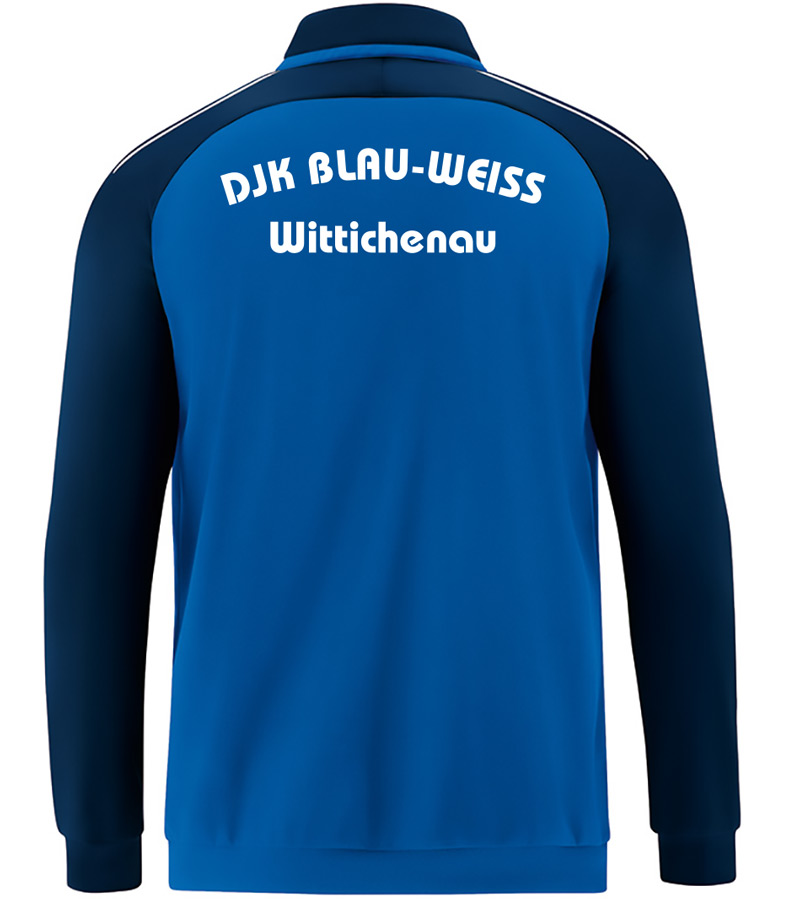 JAKO Polyesterjacke Competition 2.0 Kinder DJK Blau-Weiß Wittichenau
