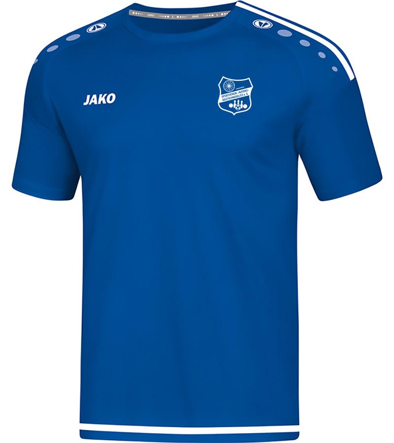 JAKO T-Shirt Striker 2.0 Kinder SV Aufbau Deutschbaselitz