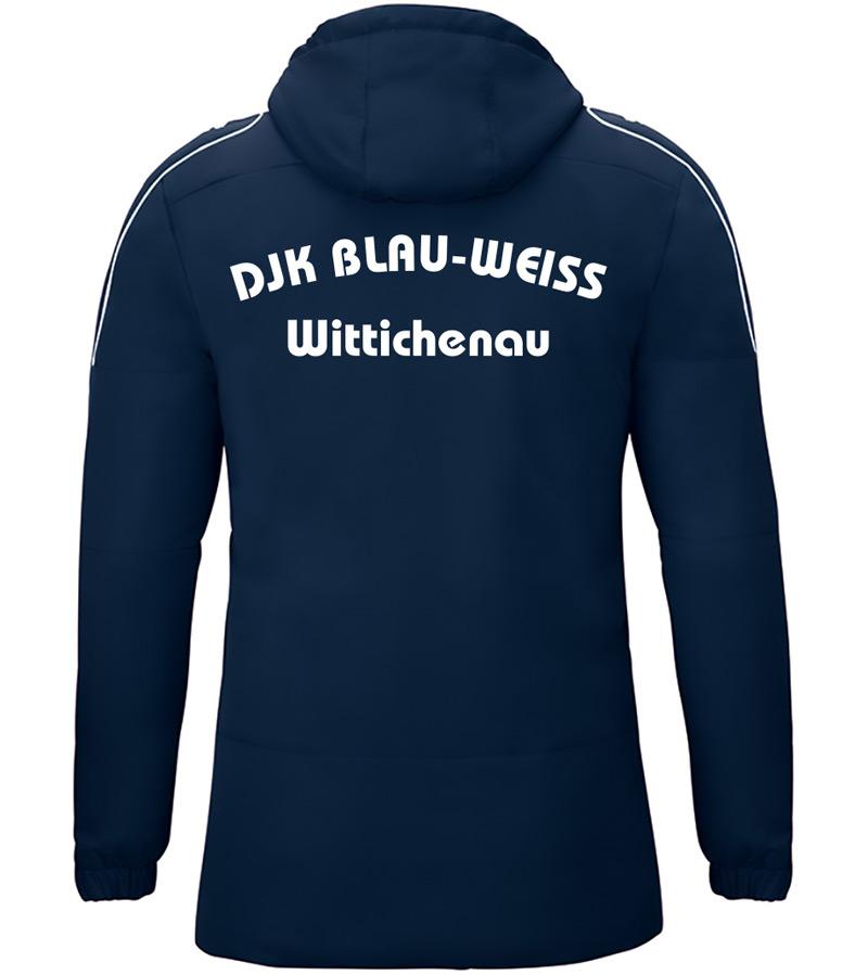 JAKO Coachjacke Active Herren DJK Blau-Weiß Wittichenau