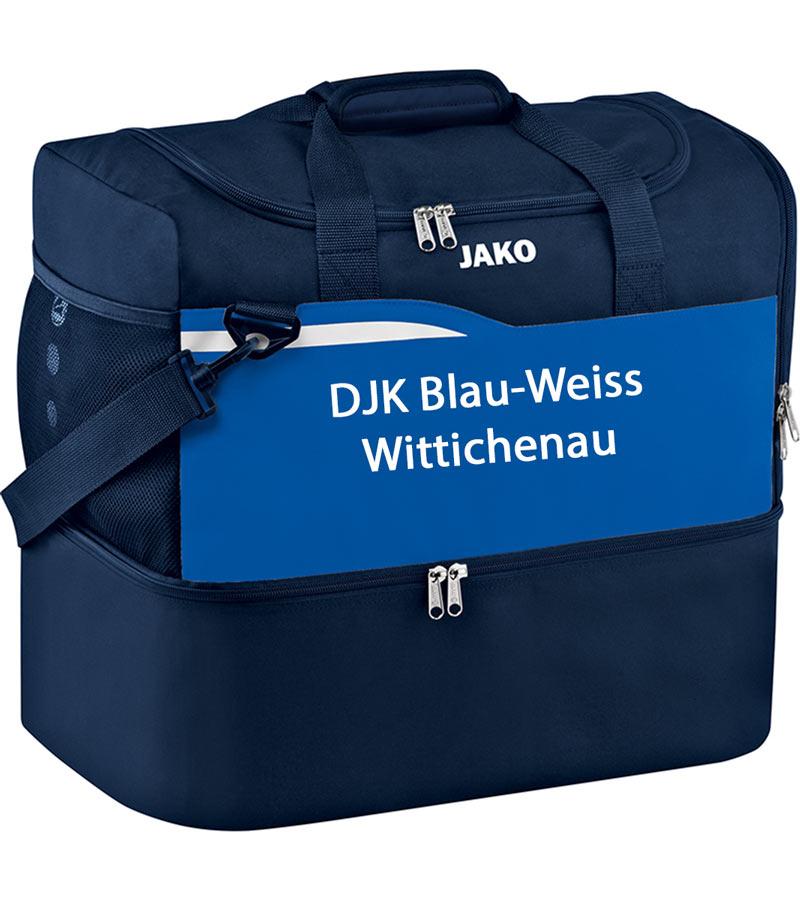 JAKO Sporttasche Competition 2.0 DJK Blau-Weiß Wittichenau
