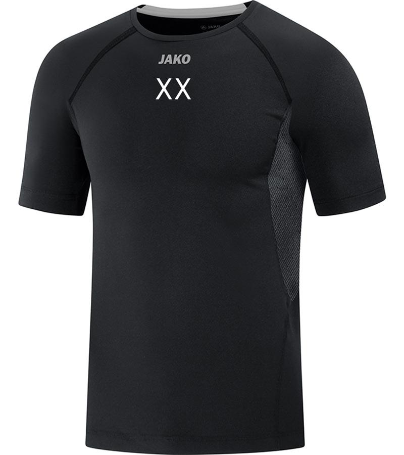 JAKO T-Shirt Compression 2.0 Herren Sokol Ralbitz/Horka