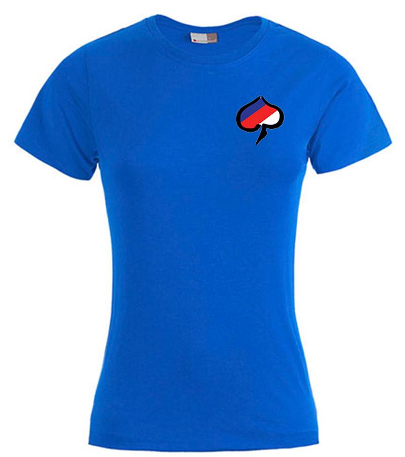 T-Shirt Damen Serbja