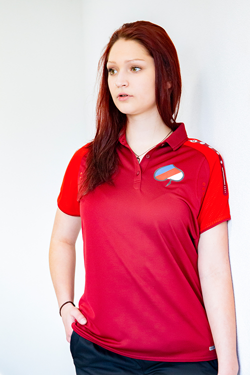 Polo Jako Champ Damen Serbja