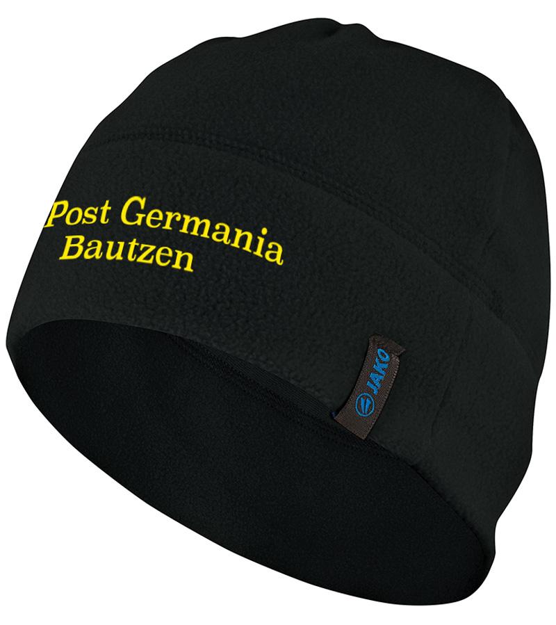 Fleecemütze Jako Post Germania Bautzen