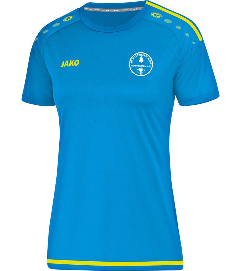 T-Shirt Jako Striker 2.0 Damen SG Frankenthal