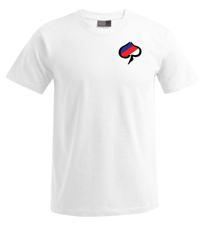 T-Shirt Herren Serbja