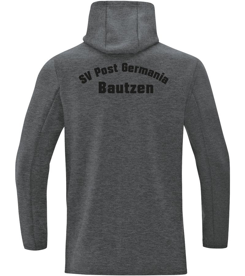 Hoody anthrazit Jako Premium Post Germania Bautzen